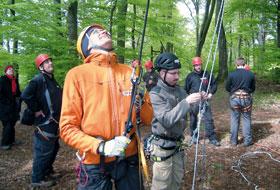 Kletterausrüstung T5 : Geo outdoor akademie t5 klettern einsteigerkurs